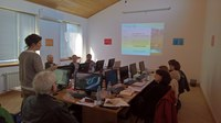 First training on CORINE Land Cover (CLC) methodology in Georgia