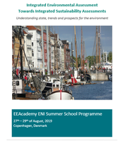 The EEAcademy ENI Summer School Towards Integrated Sustainability Assessments