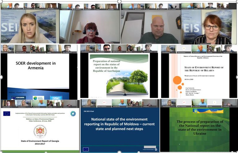 18 June 2020 | Regional workshop on state of environment report