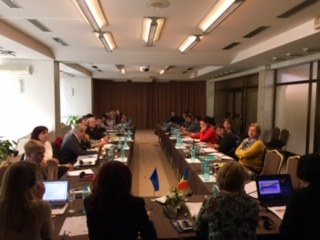 2 April 2019 | In-depth training for environmental and statistical authorities in the Republic of Moldova