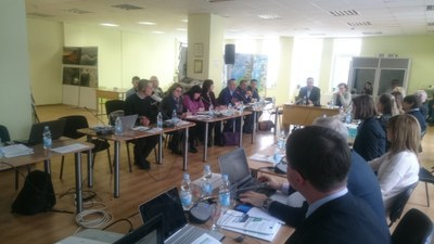 20-21 February 2018 | Ukraine and EU experts explore water data management