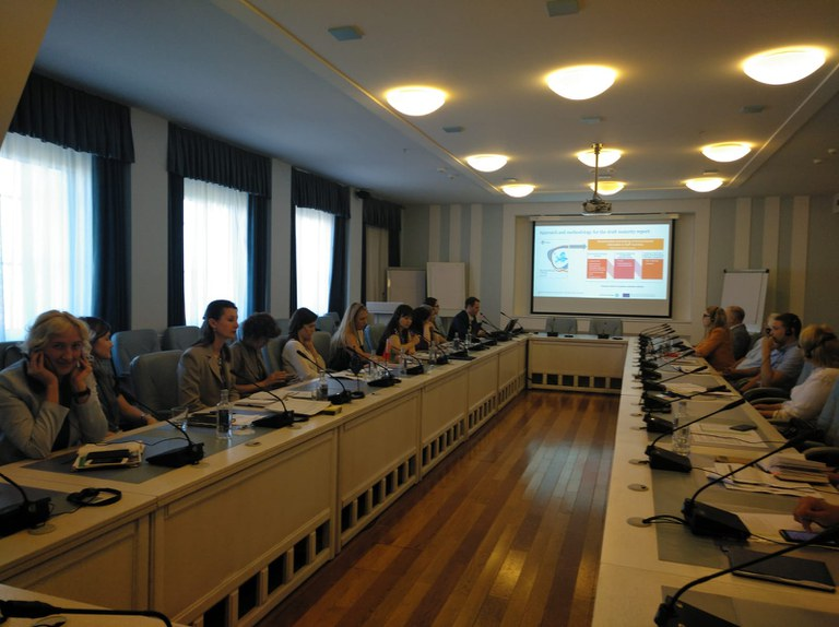 24 June 2019 | Round table on open data and e-governance for the environment in Belarus
