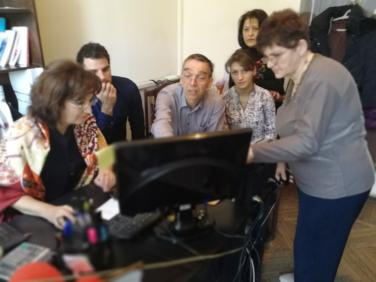 26 February - 2 March 2018 | Armenia: In-depth water data management training