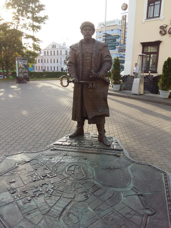 First project country visit to Belarus 06-07 September 2016