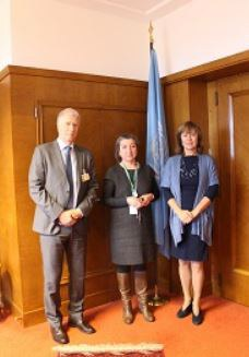 30 January 2019 | Heads of UNECE, UNEP/Europe and the EEA refresh commitment to sharing of environmental information across pan-European region