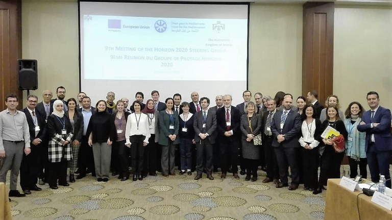A week of Horizon 2020 discussions
