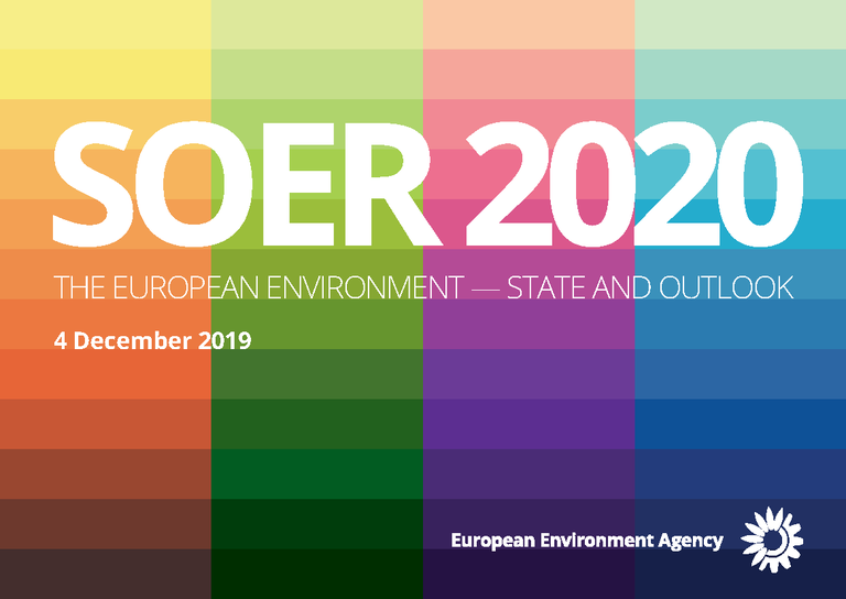4 December 2019  Launch of the European environment — state and outlook 2020 report