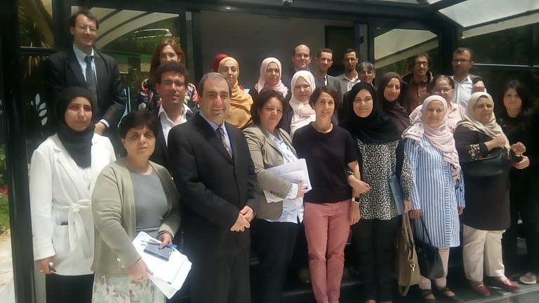 Algerian stakeholders discuss environmental information at ENI SEIS national meeting, 14-15 May 2019