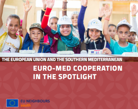 Brochure - The European Union and the Southern Mediterranean : EURO-MED Cooperation in the spotlight