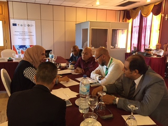 Libyans experts developed preliminary structure of Libya's State of the Coastal and Marine Environment Report