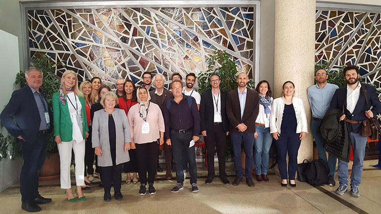 National Focal Points of Plan Bleu met on 27 -29 May 2019 in Marseille, France