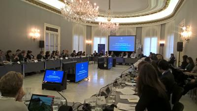 Second UfM working group on environment and climate change