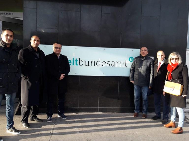 Tunisian delegation visits Austria on Pollutant Release and Transfer register