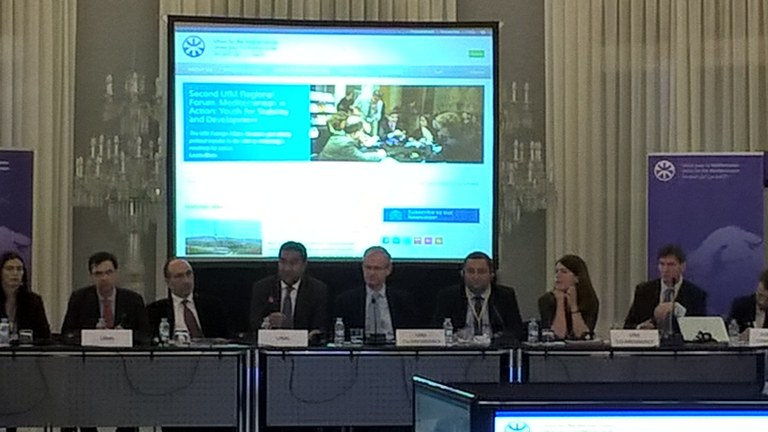 UfM Working Group meeting addressed actions on environmental and climate change in the Mediterranean – 14-15 March 2017 Barcelona.